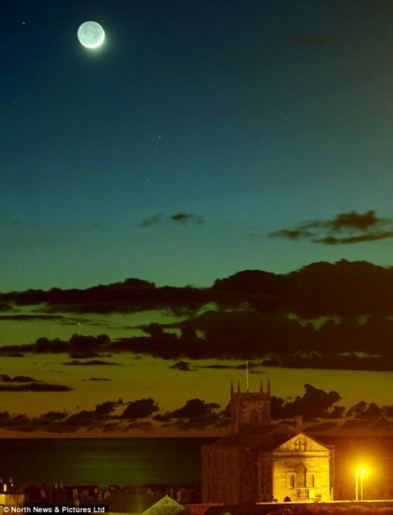 英天空首次驚現彗星 形同『火球』【4】
