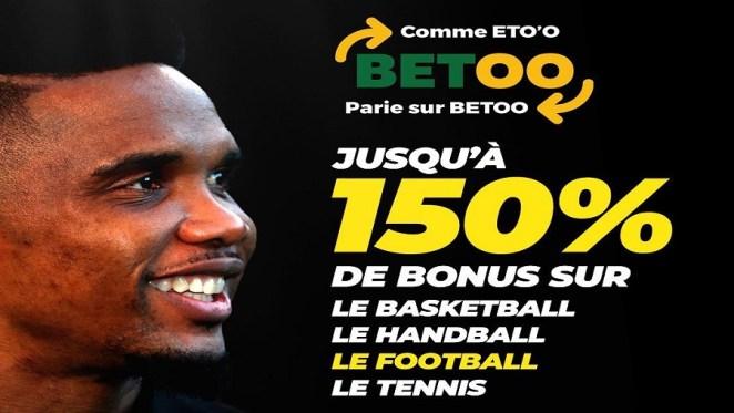 Samuel Eto'o launches sports betting website
