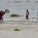 Flood affects one million people in India