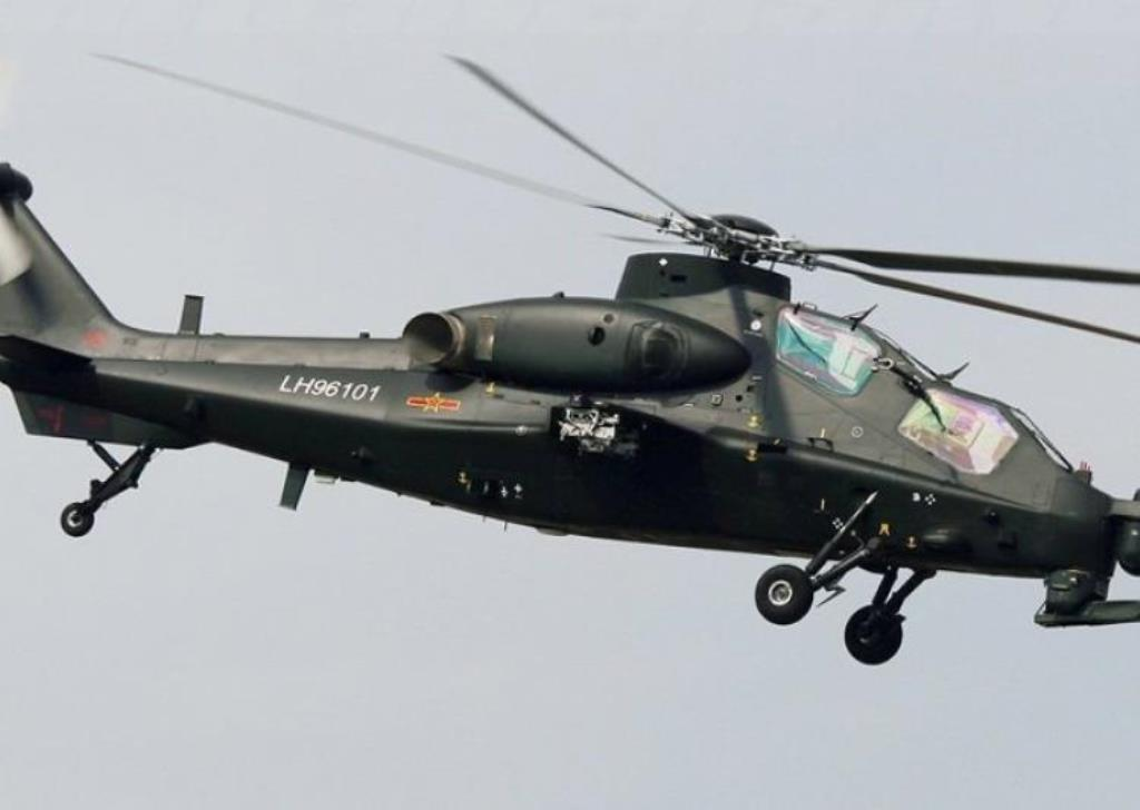 Suspected Chinese helicopter seen flying over Indian territory in Uttarakhand