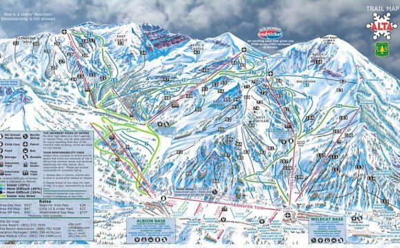 maps of the following developed campgrounds are available for downloading: Park City Utah Ski Resorts Map Sights Of Utah