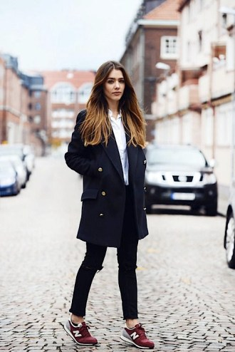 STREET CHIC: SNEAKERS TO SNEAK INTO FALL AND BEYOND