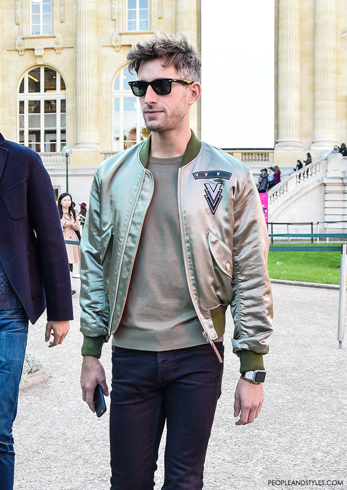 Guys, You Want to Wear the Bomber Jacket Now – Fashion ...