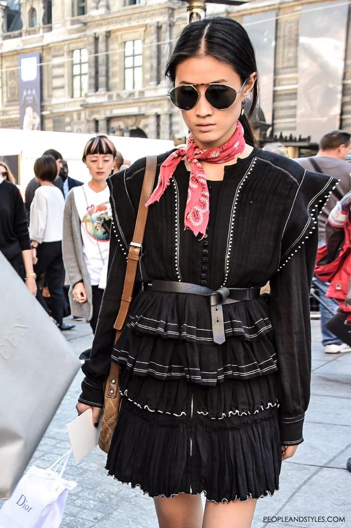 How to Wear Bandana Now - Street Style Latest Inspirations