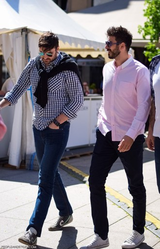 Mens Styling: Cool Spring Clothing Styles for Men by PeopleandStyles.com