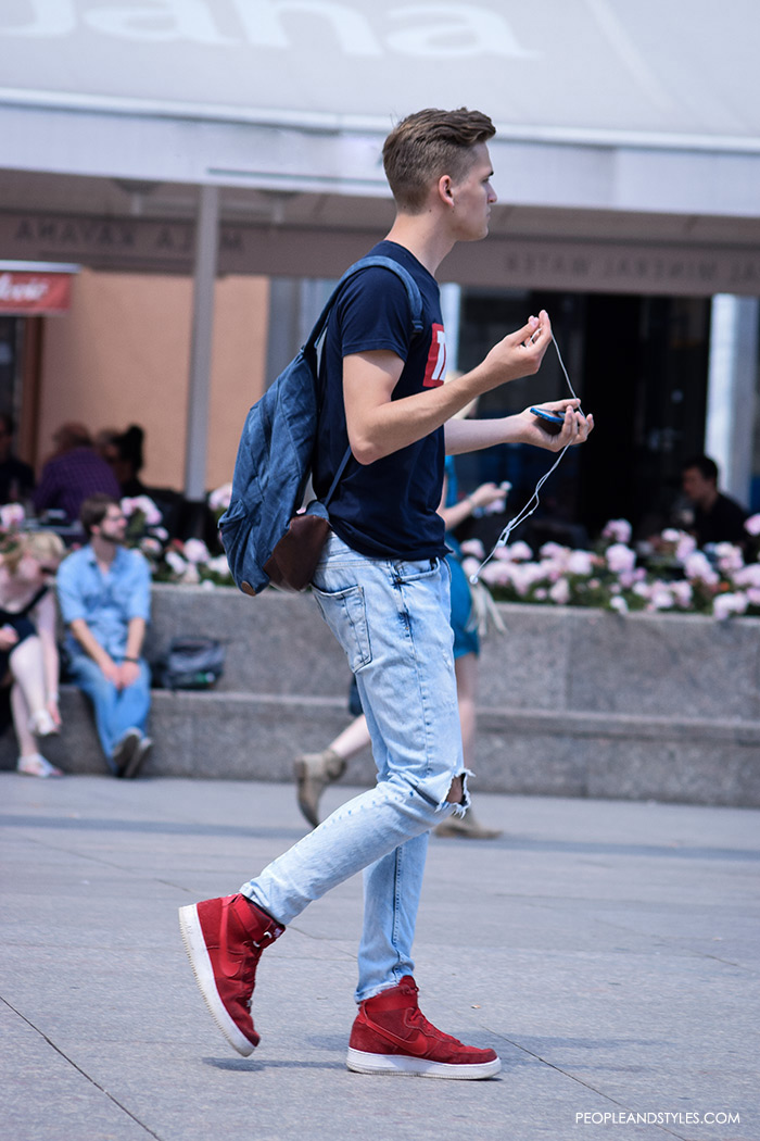 Summer Casual Urban Guys Wear Now Fashion Trends And