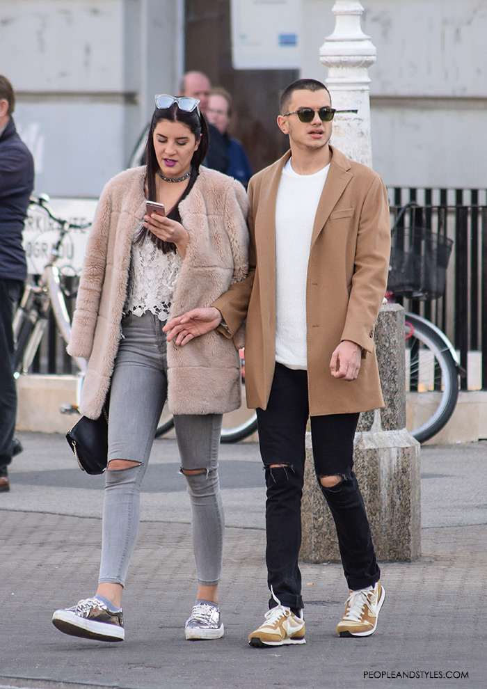 3 Popular Outfits for Men -how to wear Neutral Color Coat overcoat, nice new style for guys, mens winter fashion, modern casual daily look for guys