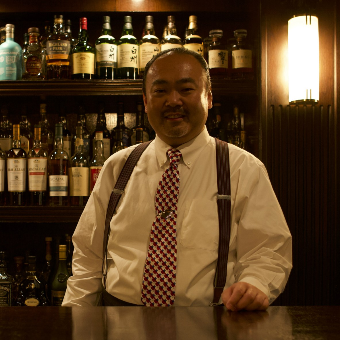 Legendary Ginza bar, where classic cocktails are made properly