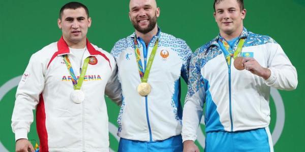 Simon Martirosyan – Olympics 2016