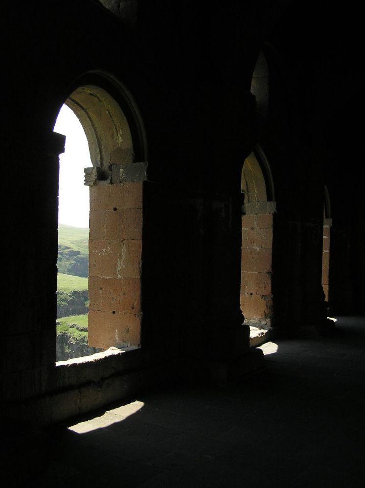 Ani city of Bagratid Armenia