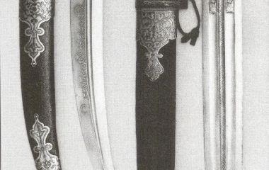 19th century daggers by Armenian masters