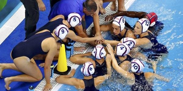 Adam Krikorian US waterpolo team Rio 2016