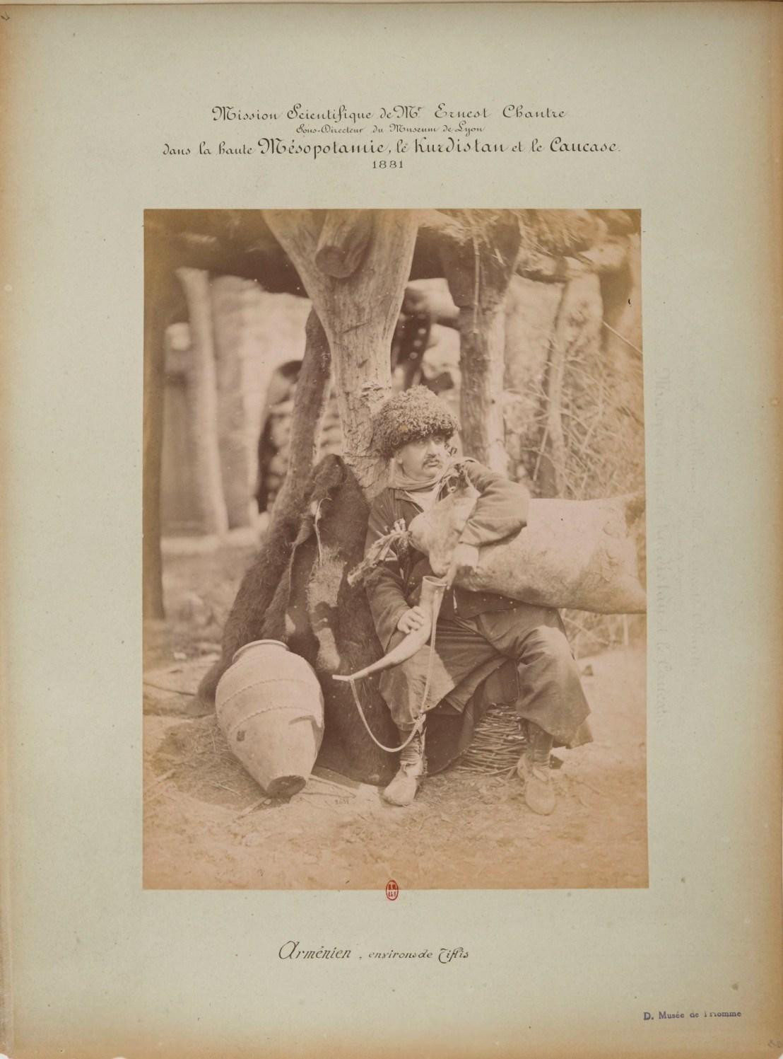 Amenian man from Tiflis