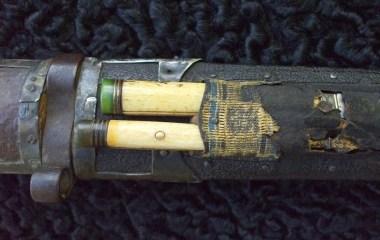 Armenian dagger 19th c. with underknives