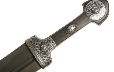 Armenian dagger dated 1870-1880