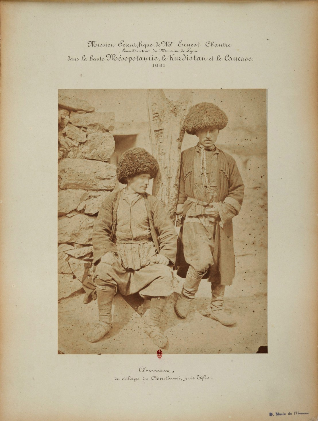 Armenians from Tiflis