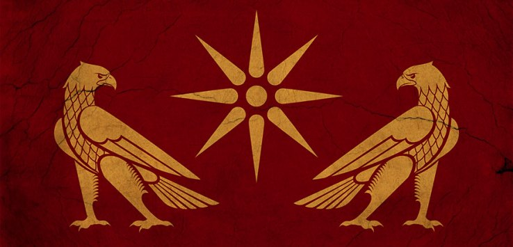 reconstructing the artaxiad flag peopleofar