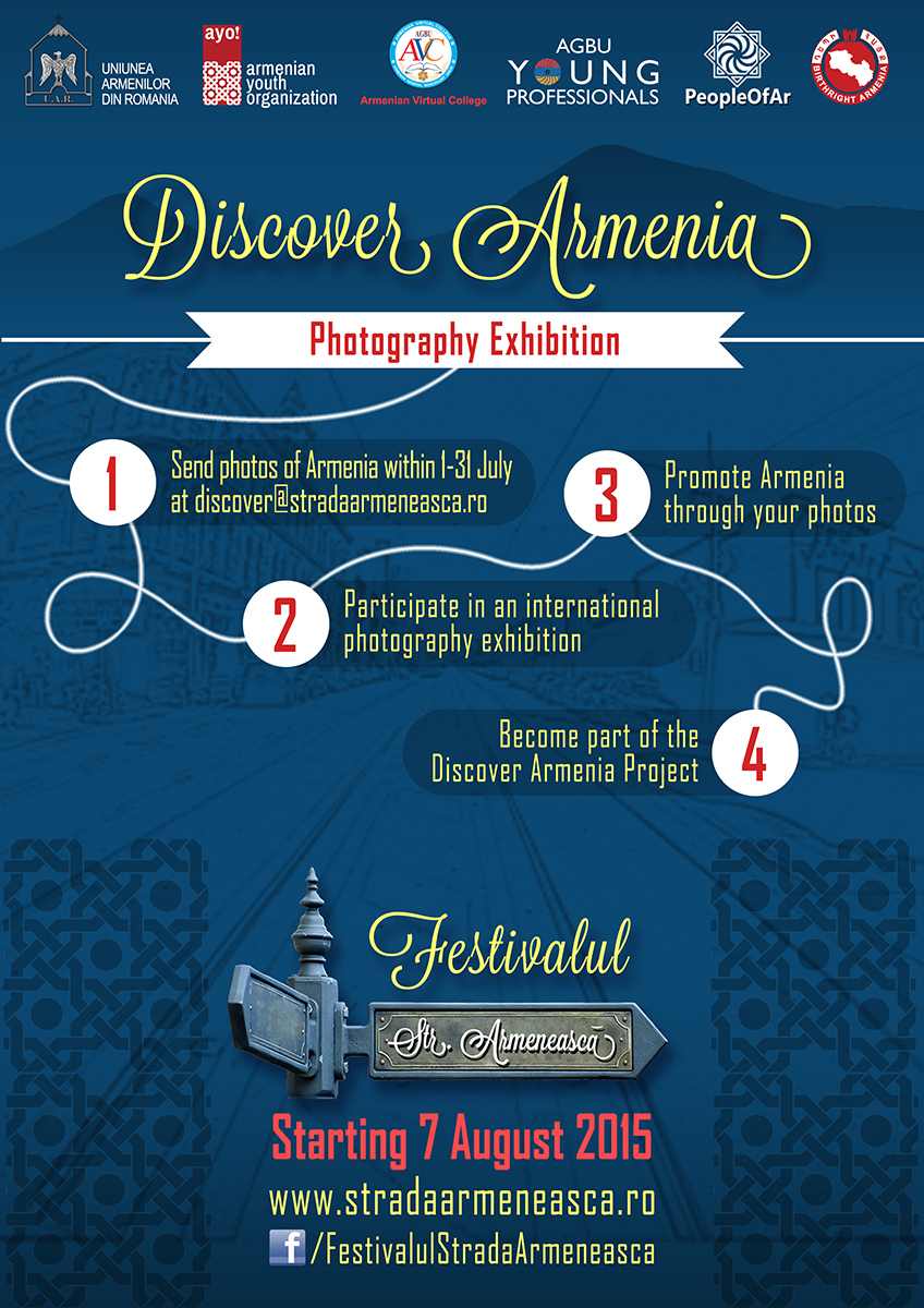 Discover Armenia exhibition