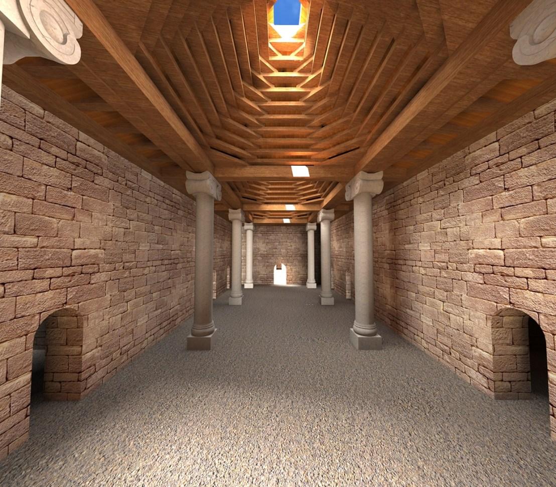 Dvin city 3D reconstruction8
