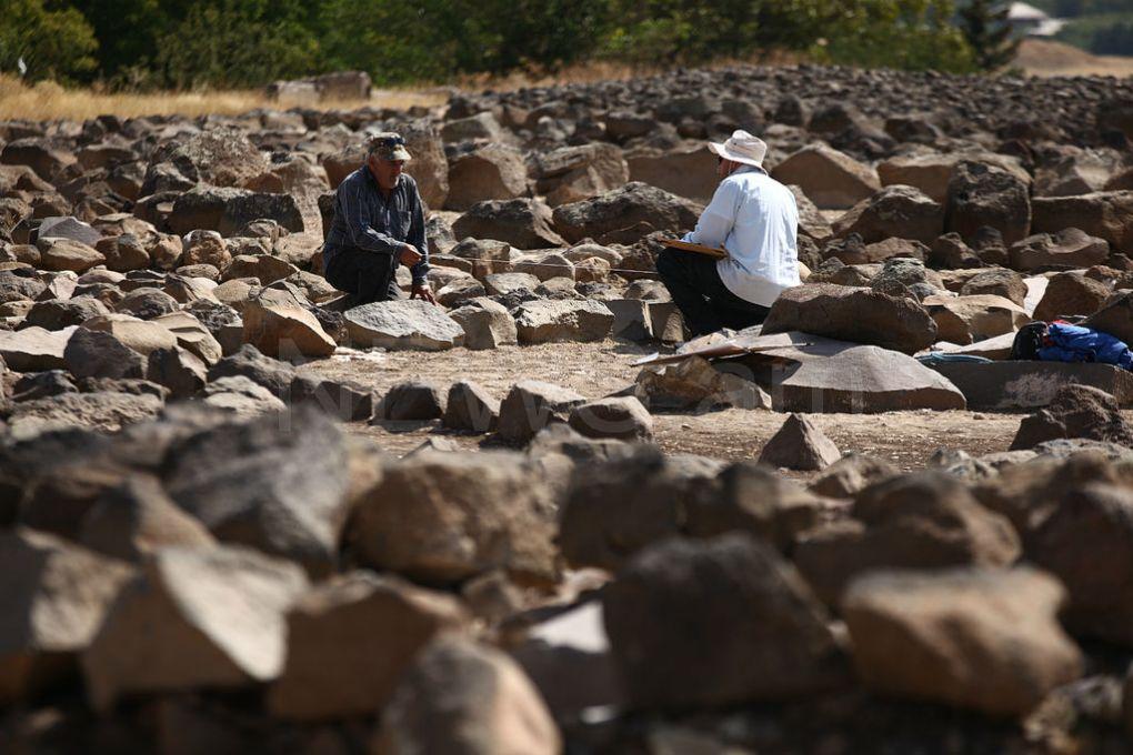Karashamb ancient burial site
