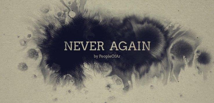 Never-Again-Armenian-Genocide-video