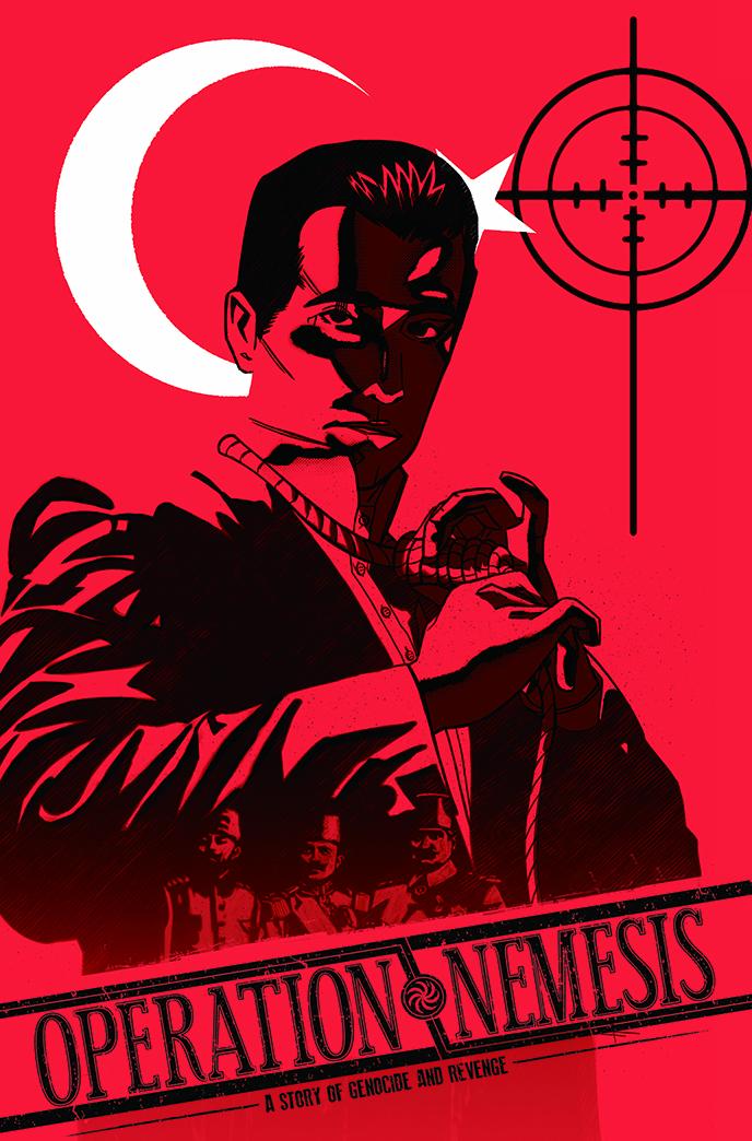 Operation Nemesis - Comic book