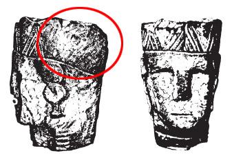 Stone-statue-found-in-Dvin,-probably-represnt-a-noblemen