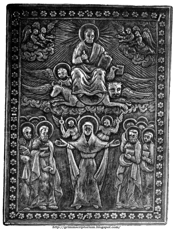 The Four Gospels in Armenian, 15th century
