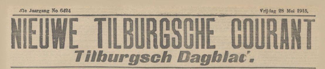 Tilburgsche Courant