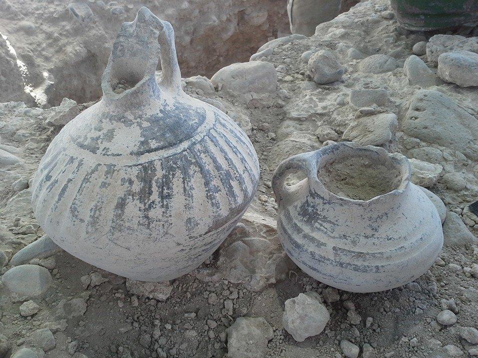 Urartu pottery