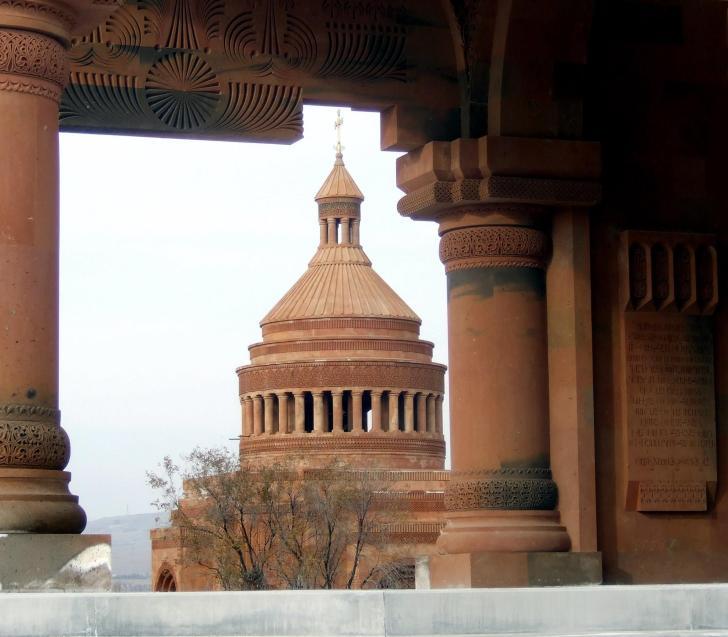 Abovian Church Armenia