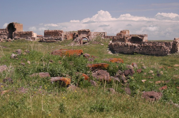Ancient Armenian capitol Ani