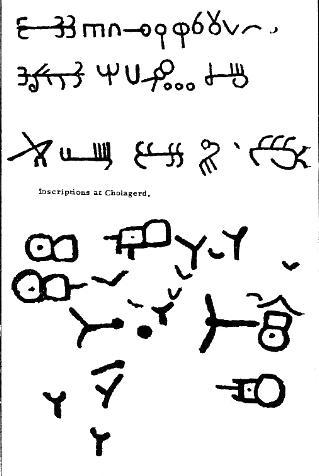 Ancient Armenian Writing Before Mesrob