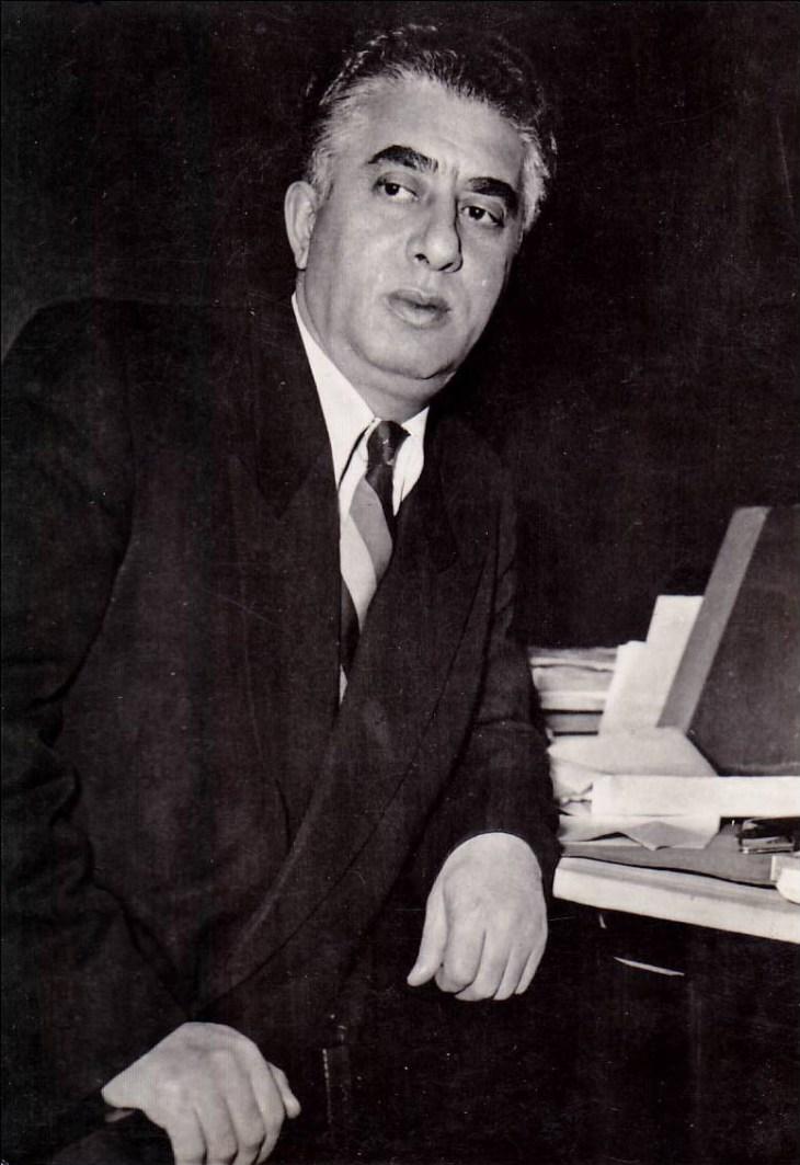 Aram Khachaturian, Armenian composer