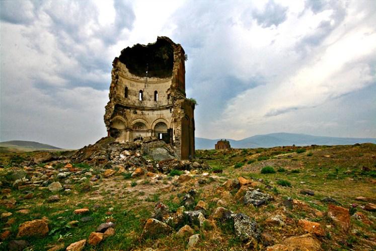 Armenian church Ani