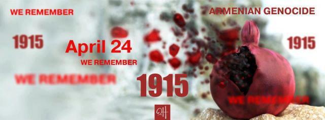 Armenian Genocide 24-04-1915