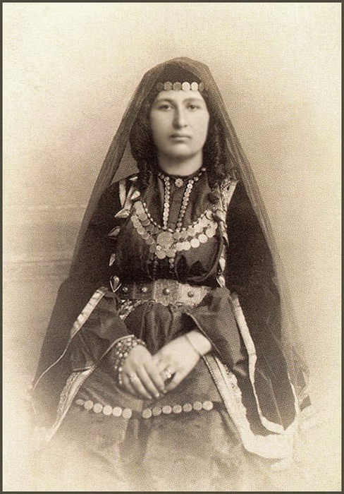 Armenian Lady from Shushi (Artsakh)