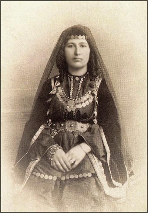 Armenian Lady from Shushi (Artsakh)