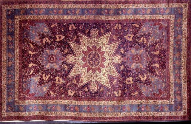 Armenian orphan rug
