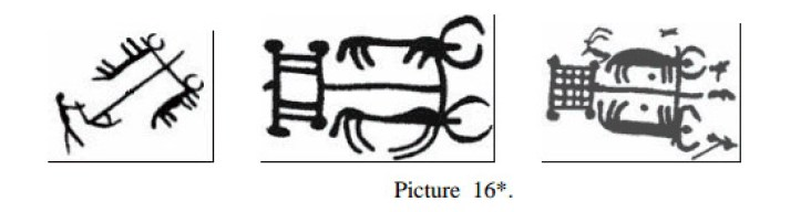 Armenian petroglyphs depictions of agriculture