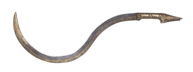 Armenian Yataghan sword - mid 19th c.
