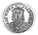 coin of Artabasdos