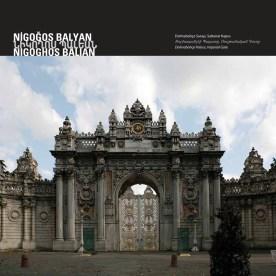 Dolmabahçe Palace, Imperial Gate by Nigoğos Balyan