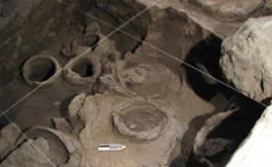 Excavation Pagan temple