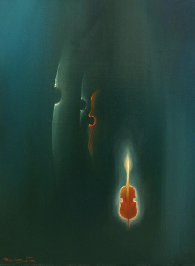Georgi Matevosjan - viola piano