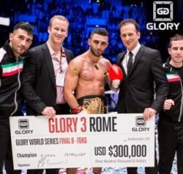 Giorgio Petrosyan at Glory 2012