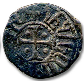 Coin of Hetoum II, Armenians of Cilicia