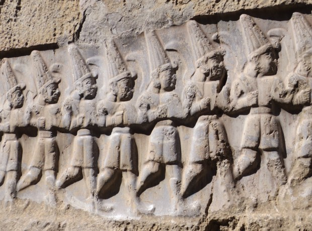 Hittite warriors