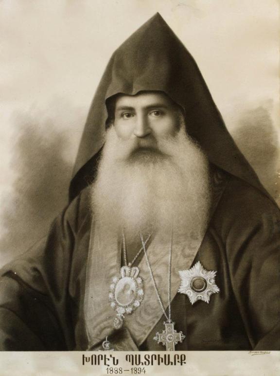 Khoren I of Constantinople (1888–1894)