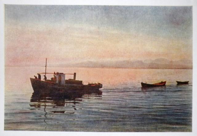 Lake Sevan - 1957